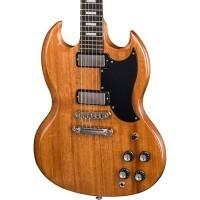 GIBSON SGSP18NSNH1 | Guitarra Eléctrica SG Special 2018 Natural Satin