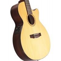CORT CEC7-NAT | Guitarra Electroacústica Nylon