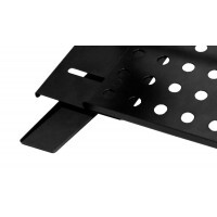 Ultimate Support JS-LPT200   Soporte notebook DJ multiuso 5 posiciones altura