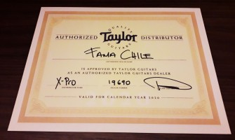XproMusic: Distribuidor OFICIAL de guitarras Taylor