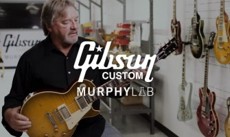 Gibson Custom Shop lanza