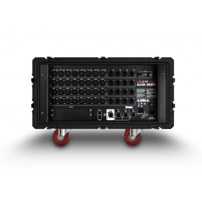 Allen & Heath CDM32 | MixRack de 32 Entradas/16 Salidas para Sistemas dLive C Class