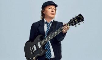Angus Young (AC/DC) explica por qué solo utiliza guitarras Gibson SG y dónde está la primera que se compró