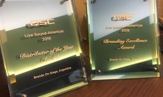 Xpro Music Group: Mejor distribuidor Américas y Excelencia de marca 2019