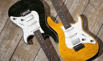 NOVEDAD 2021: Guitarra eléctrica GS280 de Cort Guitars