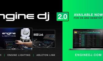 Denon DJ presentó  Engine DJ 2.0