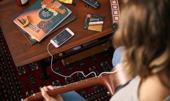 ¿Ya conoces la nueva aplicación épica de guitarra de Gibson?