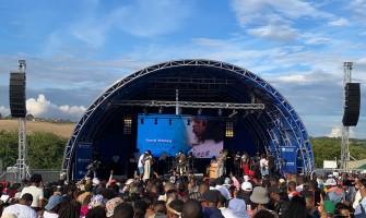 El nuevo sistema line array HDL 30-A de RCF da vida a un colorido festival