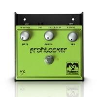 Palmer PEBFRO | Pedal de efectos para bajo Bass Flanger.