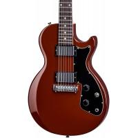 GIBSON LPSS117WZCH3 | Guitarra Eléctrica Les Paul Custom Special Wine Red