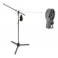 GRAVITY GXSP1012 |Articulación brazo jirafa de micrófono METÁLICO.