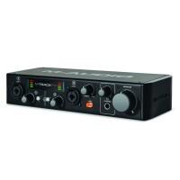 M-AUDIO MTRACKPLUSII | Interfaz de Audio USB 2.0 de 2 Canales
