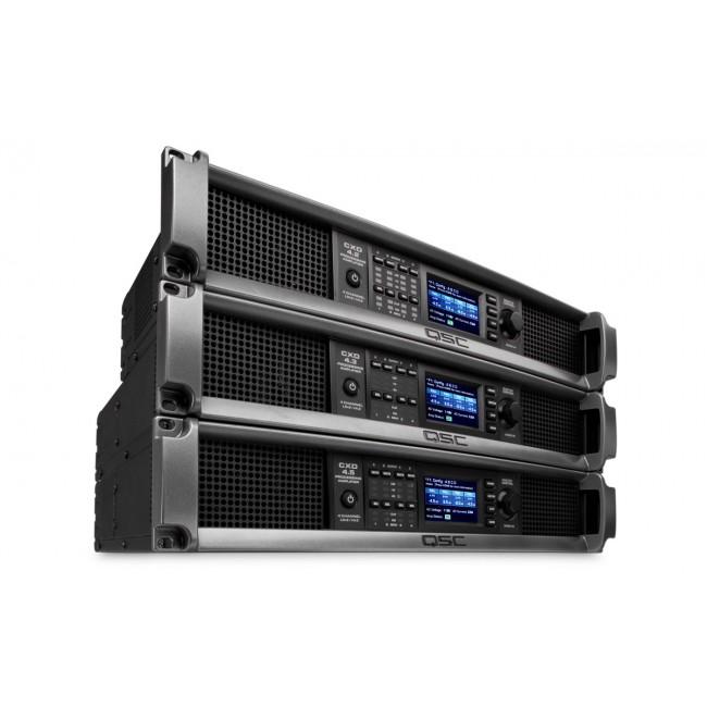 QSC CXD4-3-Q | Amplificador Q-SYS