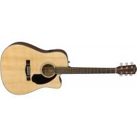 FENDER 097-0113-021 | Guitarra CD-60SCE Natural