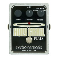 ELECTRO HARMONIX 140289 | Pedal Holy Grail Plus