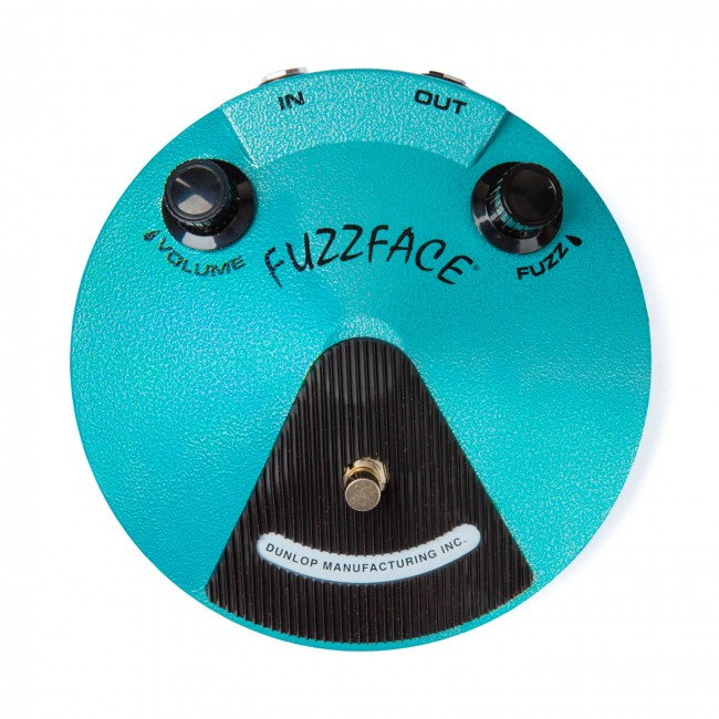 DUNLOP JH-F1   Pedal Jimmy Hendrix Fuzz Face