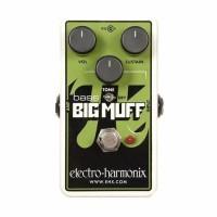 ELECTRO HARMONIX 141406 | Pedal de Distorsion Nano Bass Big Muff