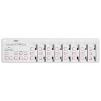 KORG nanoKONTROL2 | Controlador MIDI Slim-Line USB color Blanco
