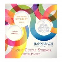 HANNABACH 600HT | Cuerdas para Guitarra Clásica de Concierto