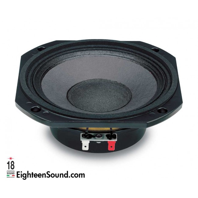 "18 Sound 6ND410 | Parlante de Neodimio de 6"" 180 Watts"