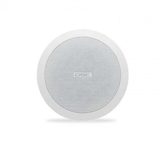 "QSC AC-C4T-nb | Parlante de Techo de 4"" de 6 Watts"
