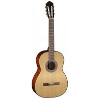 CORT AC100-OP | Guitarra Acústica Clásica Open Pore Ambidiestra