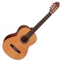 CORT AC100DX-OP | Guitarra Acústica Clásica Open Pore