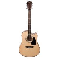 CORT AD880CE-NAT | Guitarra Electroacústica Dreadnought Natural Glossy