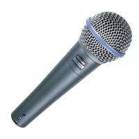 BETA 58A | Micrófono vocal dinámico