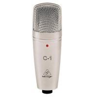 BEHRINGER C1 | Micrófono Condensador Cardioide de Estudio