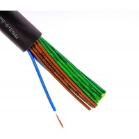 Amphenol CAMCA36 | Cable Multipar 36 x 24 para DMX y Análogos