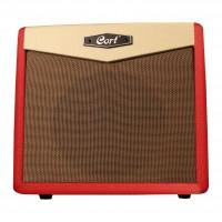 CORT CM15R-DR | Amplificador de 15 Watts para Guitarra Dark Red