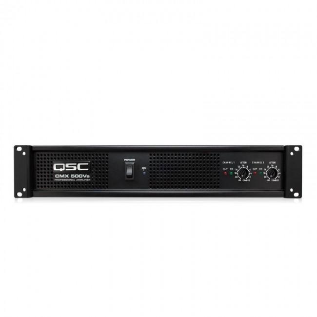QSC CMX500Va   Amplificador de Potencia de 1000 Watts