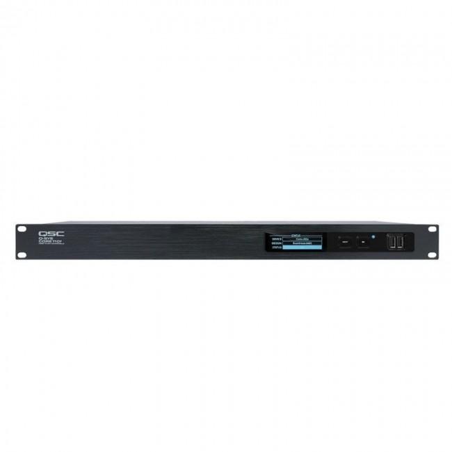 QSC CORE110F | Procesador Q-SYS de 32 Canales