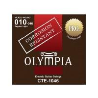 OLYMPIA CTE1046 | Cuerdas para Guitarra Eléctrica Calibres 10-46