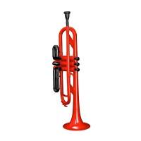 WISEMANN CTR-200RD | Trompeta de plástico Coolwind Rojo