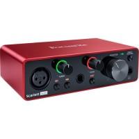 Focusrite SOLOG3 | Interfaz de Audio de 3° Generación