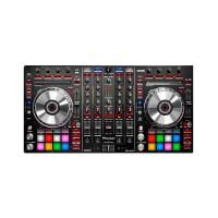 Pioneer DDJ-SX2 | Controlador para Serato DJ Pro de 4 Canales con Botones Dedicados Para Serato Flip