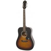 EPIPHONE EA10VSCH1 | Guitarra Acústica Songmaker DR-100 Vintage Sunburst