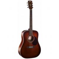 EARTH-70-BR   Guitarra Acústica Dreadnought Brown