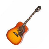 Epiphone EEHBFCNH1 | Guitarra Electroacustica Hummingbird Pro Faded Cherry Sunburst
