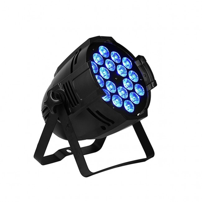SPECTRUM LIGHTING ELF43.2 | Tacho de 18 Leds de 18 Watts (6 en 1)