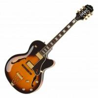 EPIPHONE ETEPVSGH1 | Guitarra Eléctrica Joe Pass Emperor II Pro Vintage Sunburst