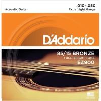 DADDARIO EZ900 | Cuerdas para Guitarra Acústica Calibres 10-50