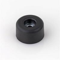 Penn Elcom F1692 | Pata de Goma Pequeña con Arandela de Acero de 25.4 x 15mm