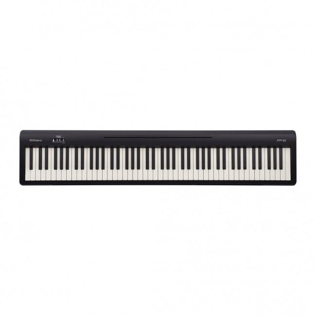 ROLAND FP10BKL | Piano Digital de 88 Teclas Acción Martillo