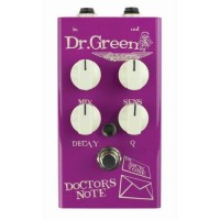 DR GREEN FS-DRG-SN | Pedal Bajo Dr. Note