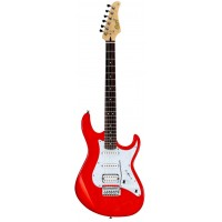 CORT G250-SRD | Guitarra Eléctrica G Series Scarlet Red