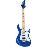 CORT G250DX-TB | Guitarra Electrica con Funda Transparent Blue