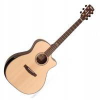 CORT GA-PF-BEVEL-NAT   Guitarra Acústica Folk Natural